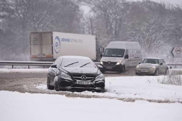 Kolaps u BiH, evo kada sneg stiže u Srbiju
