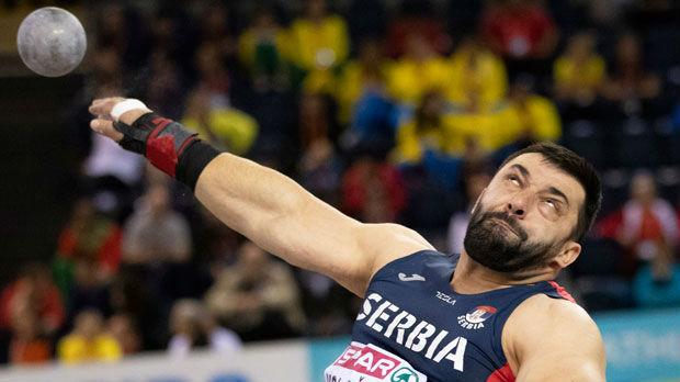 Kolašinac oborio rekord Srbije u bacanju kugle