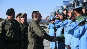 Kolegijum: Vojska Srbije u 2019. ojačala kapacitete u svim segmentima