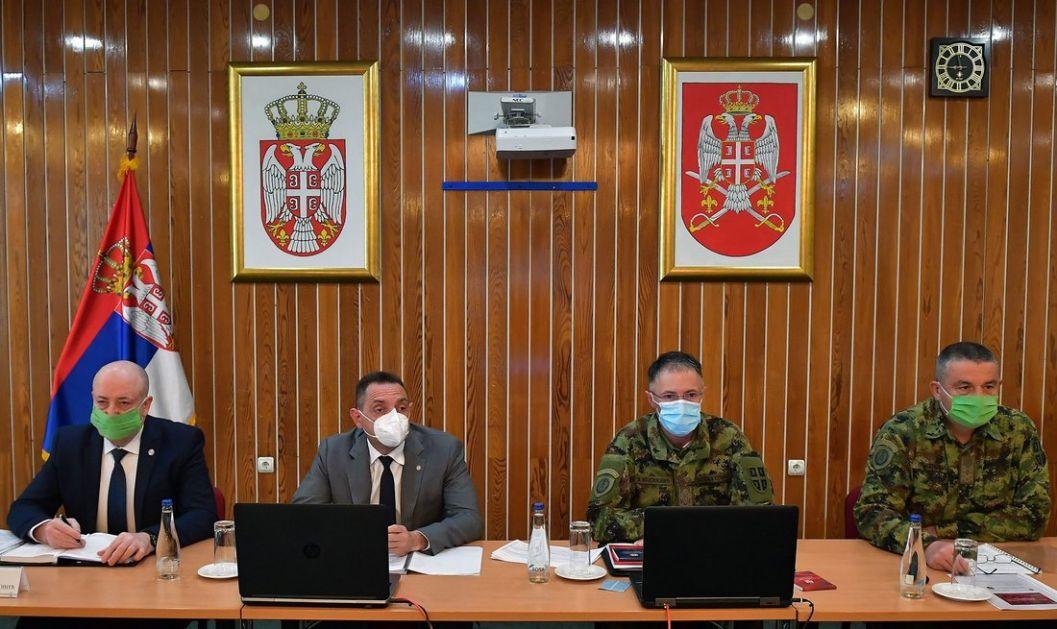 Kolegijumi ministra odbrane i Generalštaba VS: Zahvaljujući vrhovnom komandantu unapređene operativne sposobnosti