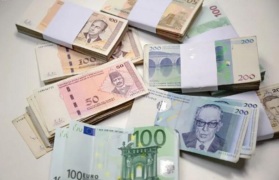 Kolike su najveće isplaćene plate u martu i aprilu u BiH?