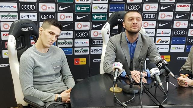 Koliko košta Partizanovo prvo pojačanje? (foto)