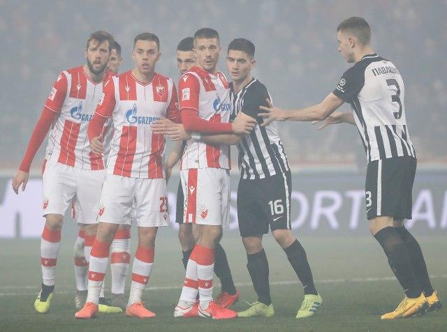 Koliko sada vrede Crvena zvezda i Partizan?