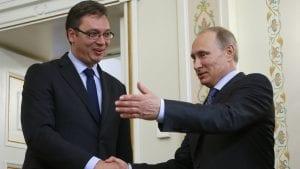 Komersant: Za Putina i Vučića špijunski skanadal ostao u prošlosti