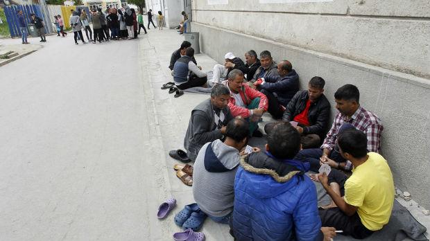 Komesarijat: Procesuirati sve vinovnike nemira u centrima za azil