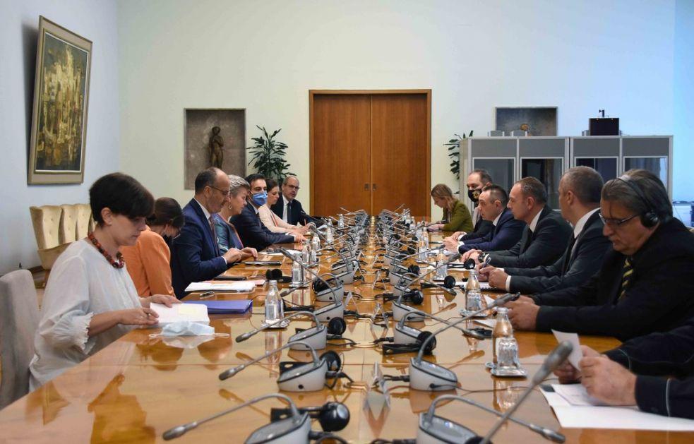 Komesarka EU: Nećemo vraćati migrante u Srbiju