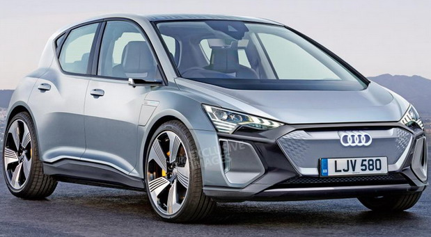 Kompaktni Audi e-tron za 2021. godinu
