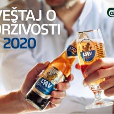Kompanija Carlsberg Srbija objavila Lokalni izveštaj o održivosti