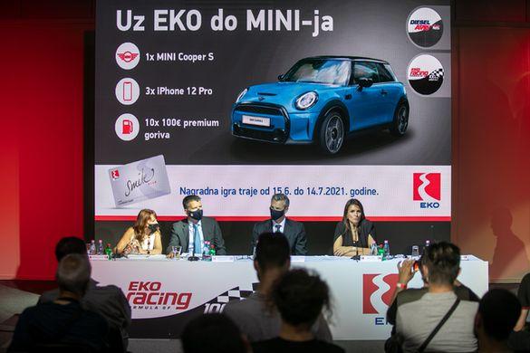 Kompanija ECO Srbija predstavila GORIVO NOVE GENERACIJE - najavljena NAGRADNA IGRA
