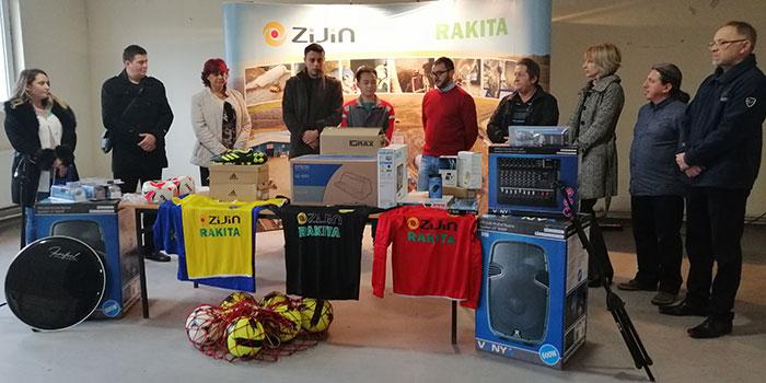 Kompanija Rakita donirala više od 7.000 dolara borskoj Slatini