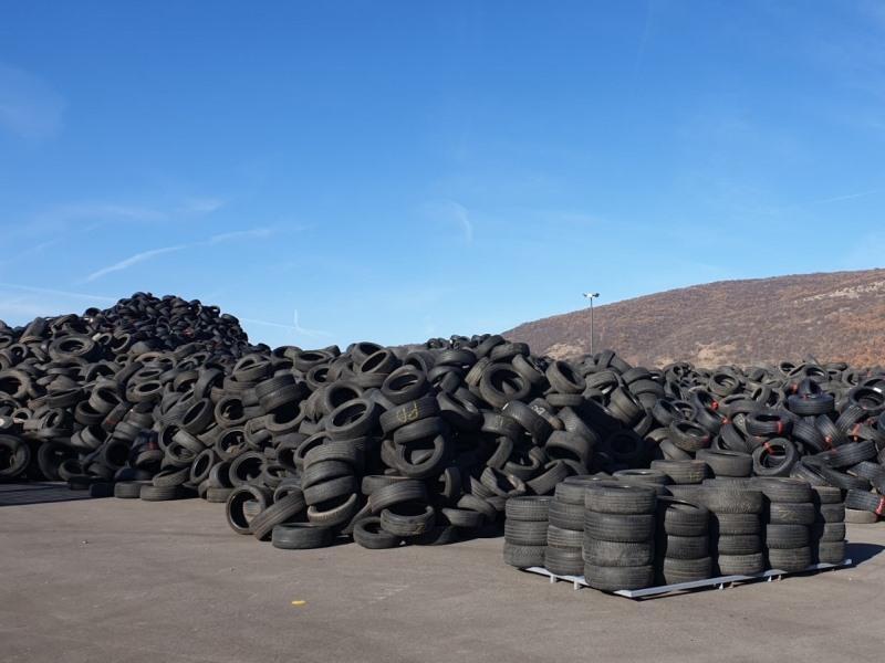 Kompanija za preradu otpadnih guma kreće sa radom u Dimitrovgradu