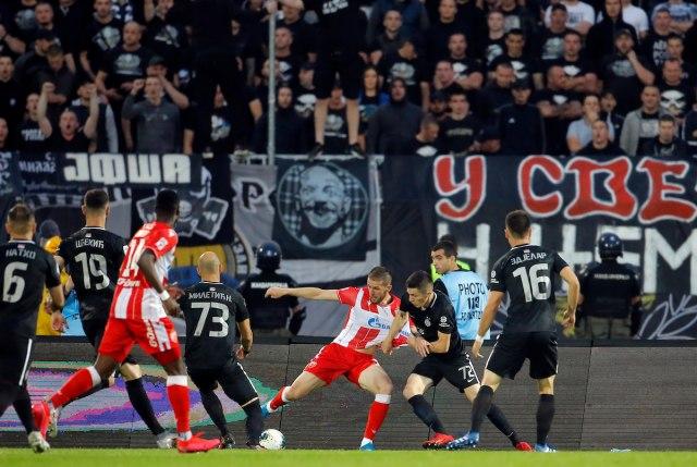 Kompletan raspored Crvene zvezde i Partizana za sezonu 2020/21