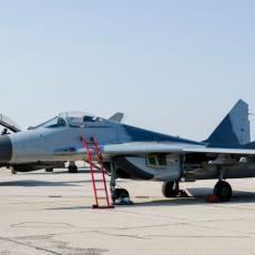 Kompletirana eskadrila: Srbiji dopremljena poslednja dva MiG-a 29 iz Belorusije