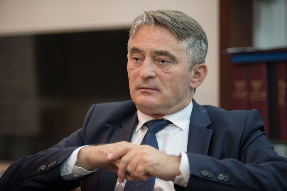 Komšić: Ništa od exita Republike Srpske, Vučić komentarima potkopava BiH