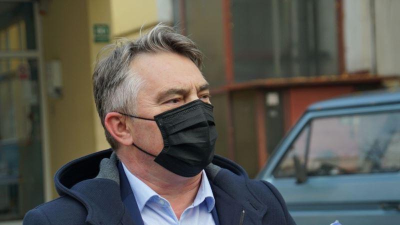 Komšić: Zabinjavajući napad Rusije na medije BiH zbog pisanja o aferi Ikona