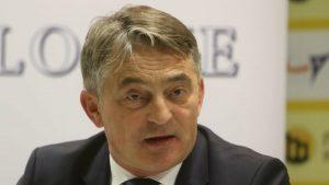 Komšić pozdravio odbacivanje amandmana poslanika Hrvatske u Evropskom parlamentu
