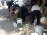 Komunalci Opštine Medijana uklanjali robu i terali prodavce oko pijaca
