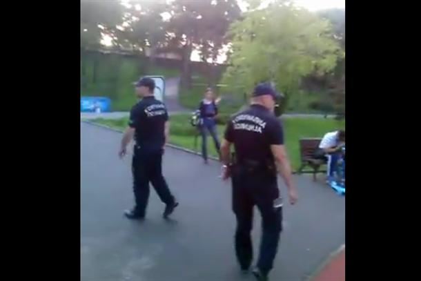 Komunalna policija: Nismo oterali romsku decu