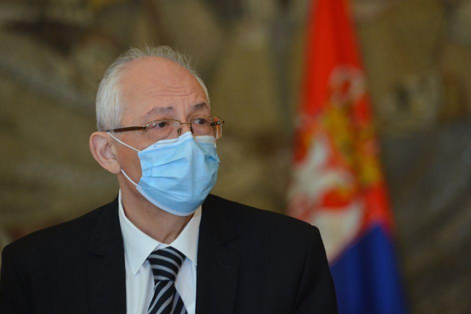 Kon: Efekti novih mera tek krajem iduće sedmice; Tiodorović: Nezadovoljni smo