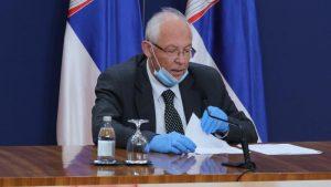 Kon: Nošenje maski će postati obavezno ako se u Srbiji pogorša situacija