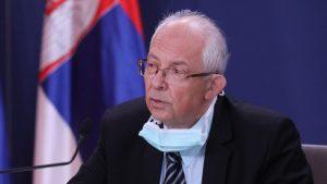 Kon: Očekujemo da sledeće nedelje u Srbiji više ne bude umiranja od korone