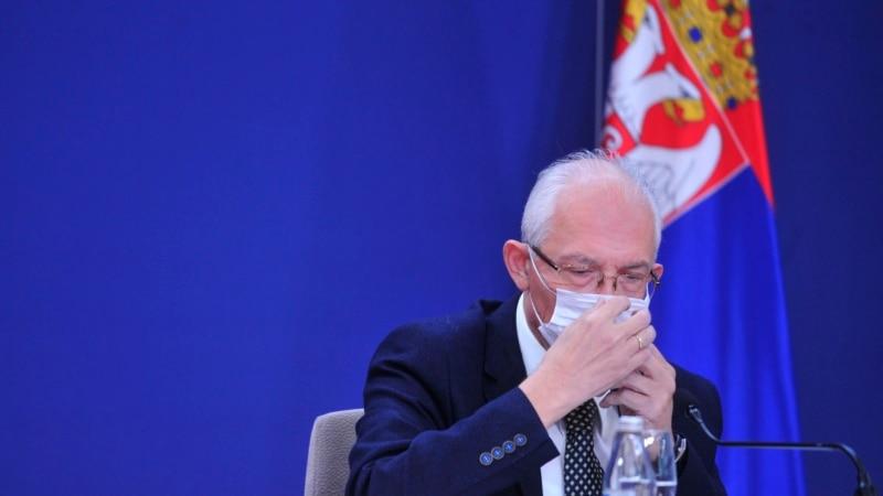 Kon: Virus je u nokdaunu u Srbiji, vreme je da ga proteramo iz zemlje