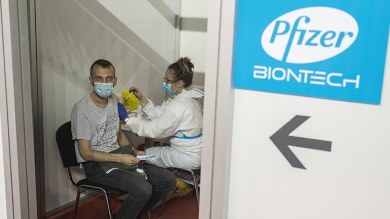Kon podržao mogućnost vakcinacije u tržnim centrima