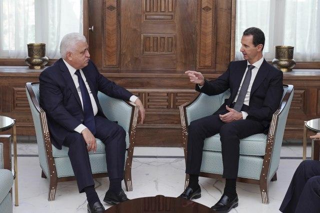 Konačno se oglasio i Asad: Erdogan je lopov