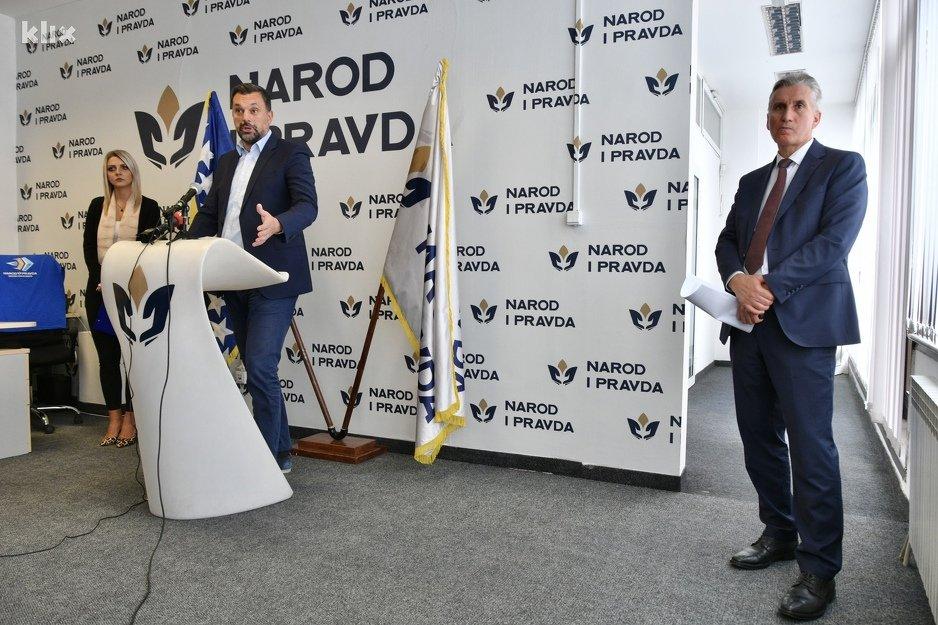 Konaković: Kandidat SDA nema nikakvu šansu u utrci za člana Predsjedništva BiH