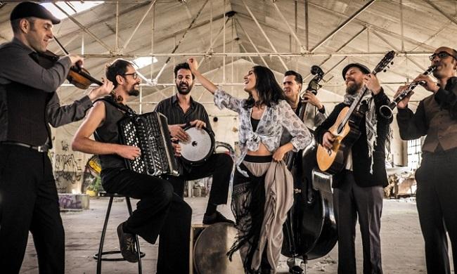 Koncert: Barcelona Gipsy balKan Orchestra