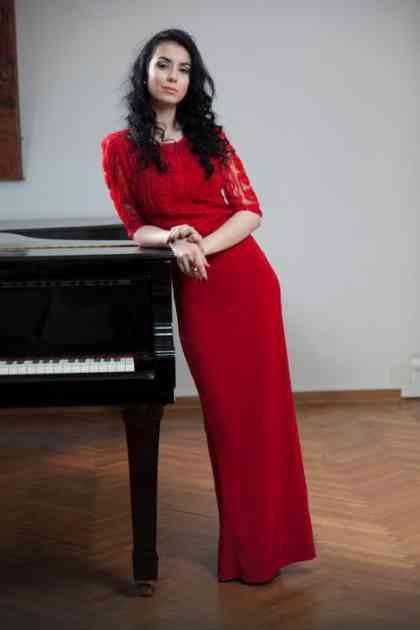 Koncert soprana Mine Gligorić u Gvarnerijusu