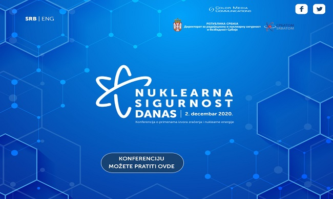 "Konferencija ""Nuklearna sigurnost danas"""