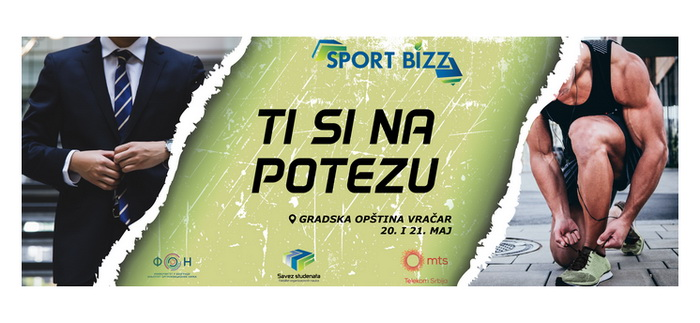 Konferencija SportBizz 2019 – Ti si na potezu