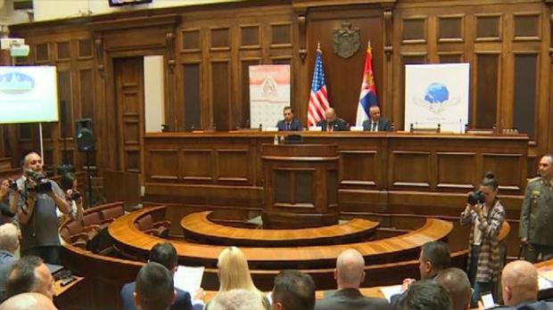 Konferencija Srpsko-američki odnosi o važnosti saradnje dve zemlje