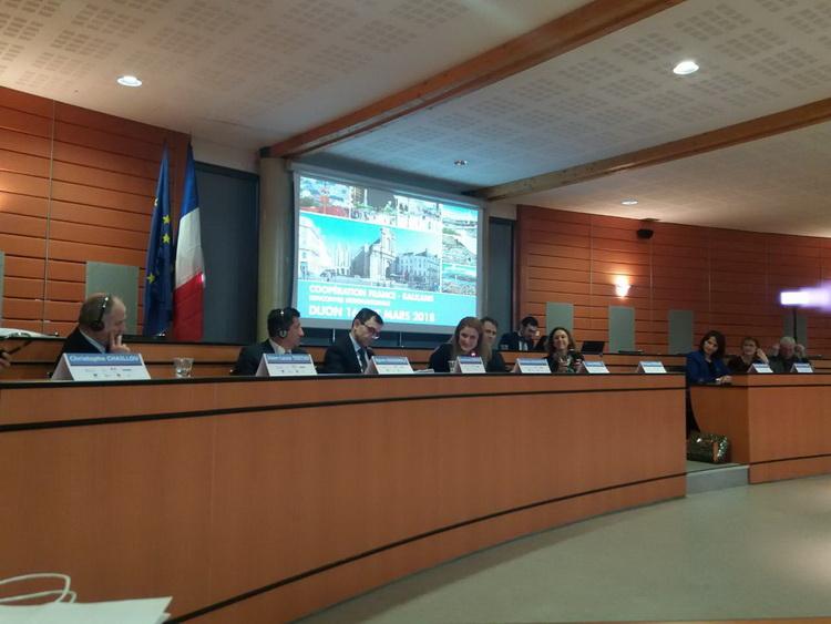Konferencija o saradnji Francuske i Zapadnog Balkana održana u Dižonu