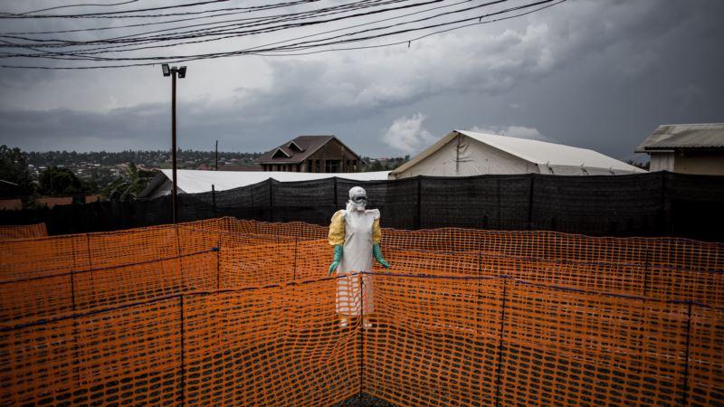Kongo: Potvrđen slučaj ebole u gradu od dva miliona stanovnika