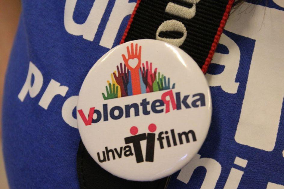 Konkurs za volontere za 19. Uhvati film