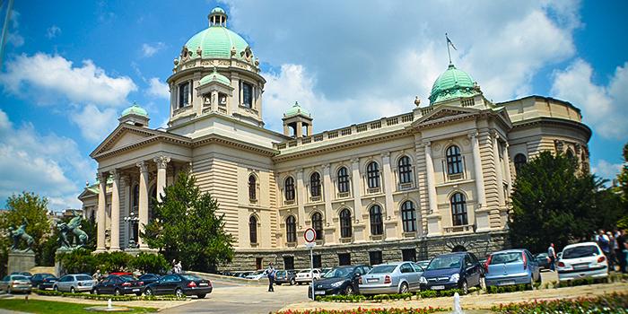 Konstituisan novi saziv Skupštine Srbije: Bor predstavlja Adrijana Pupovac