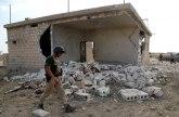 Kurdski borci i ranjenici odlaze - Turci preuzeli kontrolu nad sirijskim gradom