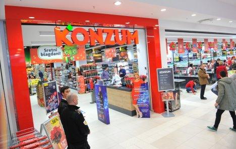 Konzum otvorio prvu Cash&Carry prodavnicu u BiH