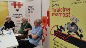 """Koraksova izložba """"Paralelna stvarnost"""" u Novom Sadu: Precizna hronika bezčašća"""