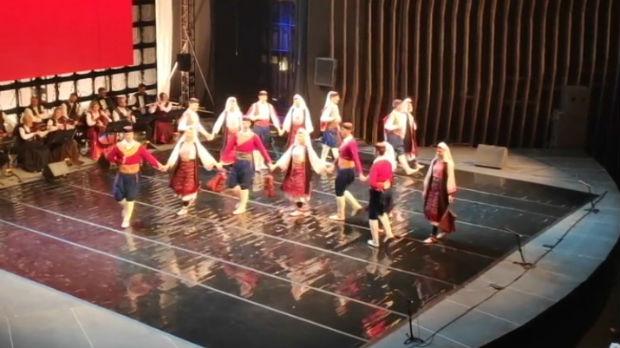 Koreografija i tradicija igre