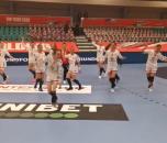 Srpkinje slavile na terenu posle velike pobede VIDEO