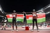 Keniji zlato i srebro na 800m, Bosanac Tuka šesti