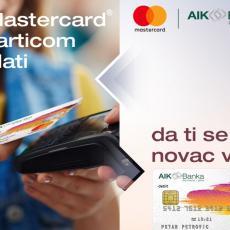 Koristite Mastercard debitne platne kartice AIK Banke i ostvarite povraćaj sredstava