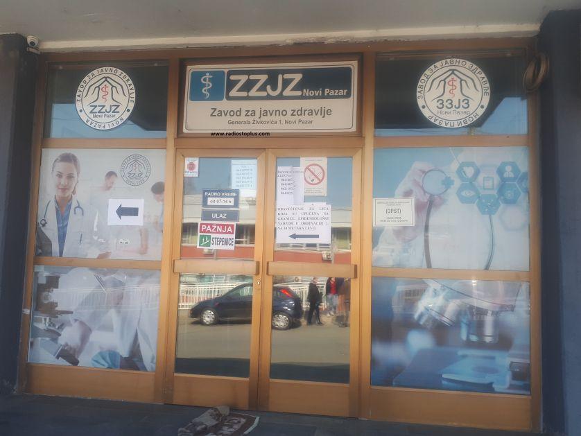 Korona Virus – Testirana 21 osoba iz Novog Pazara i Tutina