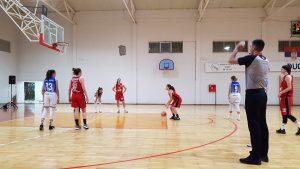 Korona je samo jedan od problema košarkašica Radničkog sa Crvenog krsta