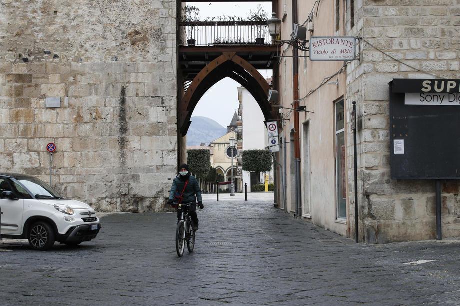 Ponovo raste broj zaraženih u Italiji