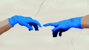 Korona virus: Hoćemo li se ponovo rukovati i kada