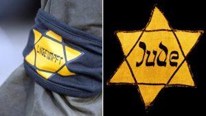 Korona virus, Nemačka i protesti: Pozivi za zabranu nošenja Davidove zvezde na demonstracijama